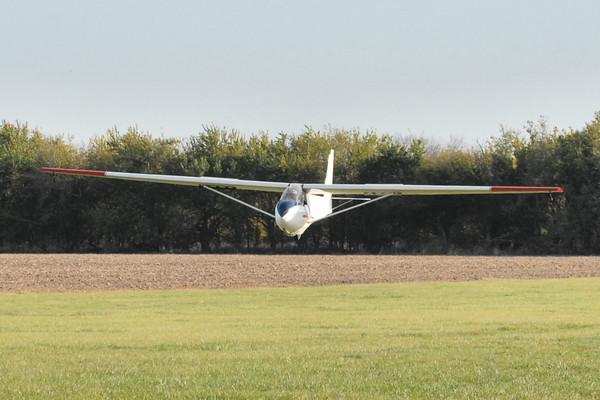 Woo Hoo! Glider Pilot!!