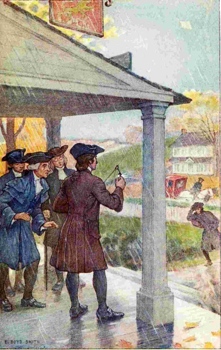 Benjamin Franklin's Electrical Kite