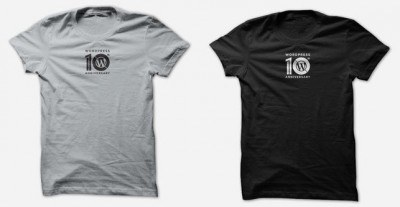 WordPress t-shirts