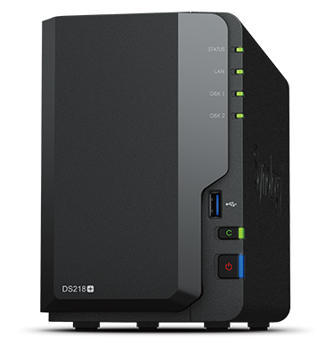 Installing rdiff-backup on Synology DS218+ – Cheerful Curmudgeon