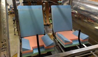 seat cushion bolsters