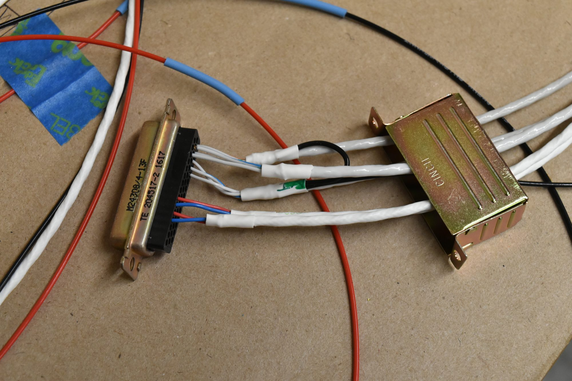 Dual Cl  Cable Ties besides Braided Sleeving also Egt Probe Ms further Fuel F furthermore Lt. on wire harness strain relief