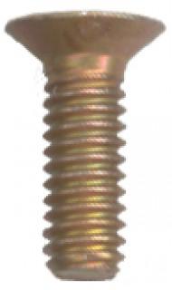 NAS517 flush head screws