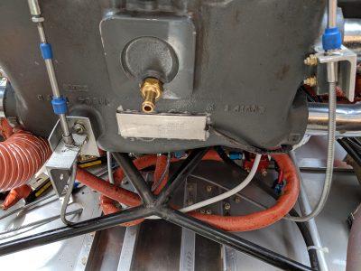 Reiff Preheat oil sump heater
