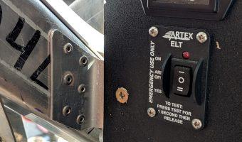 Instrument panel support bracket